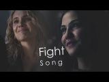 Davina & Cami | Fight Song  [+3x19]