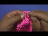 Blusa para damas a crochet Hojitas en Relieves VIDEO 2 paso a paso