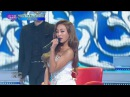【TVPP】Hyorin(SISTAR) - Erase (with Joo Young), 효린(씨스타) - 지워 (with 주영) @ 2014 KMF Live