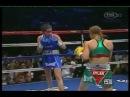Zulina MUÑOZ vs Gaby BOUVIER WBC Full Fight Pelea Completa