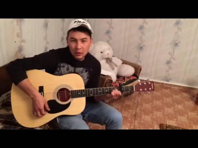Жанболат Абдрашев соver белые розы на гитаре