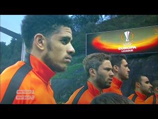 Анонс. Лига Европы УЕФА. Жеребьёвка групповой стадии