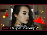 Red Carpet Inspired Makeup + EXCITING NEWS!!!!!