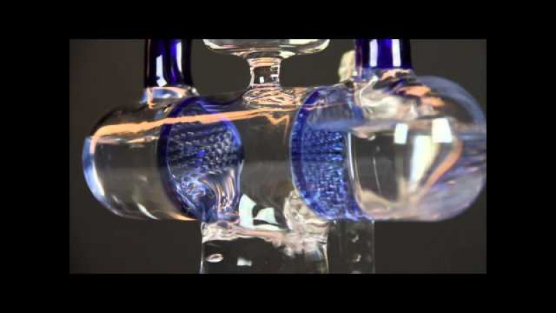 Product Video: Honeycomb Saxo Bubbler
