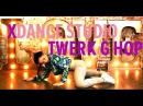 XDANCESTUDIO TWERK G HOP Sasha Grishina Dej Loaf Back up Sean