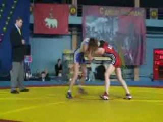 Female Wrestling Russia Championships 2010 1