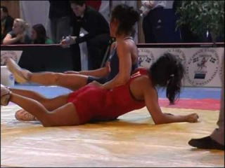 Female Wrestling Klippan Lady Open 2010 15