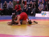 Female Wrestling Klippan Lady Open 2010 Final 7