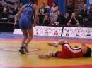 Female Wrestling Klippan Lady Open 2010 Final 3