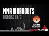 MMA Workouts Exercise #3 mma workouts exercise #3