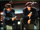 Adriano Celentano a uno di noi l'emozione non ha voce con gianni morandi