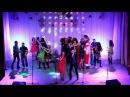 Театр миниатюр Фонограф и все участники, финал 2 отделения НГ 2016