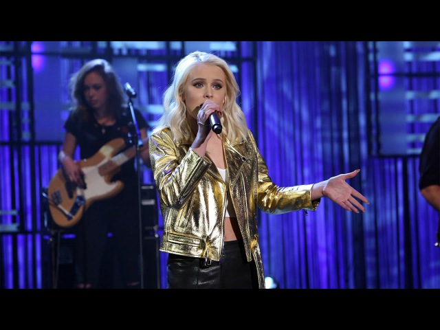 Zara Larsson MNEK – Never Forget You (New Zealand) YourChoice 10 - National Final Performance