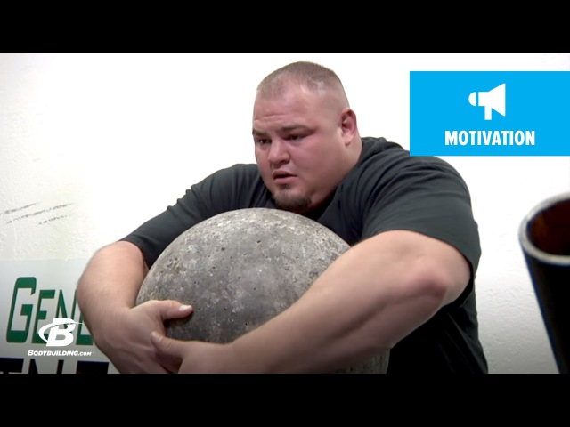 Top 5 Strongman Exercises | Brian Shaw