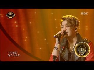 [Duet song festival] 듀엣가요제 -Kang Sunghun Jang Jihyeon, 'Lovesick'' 20160902