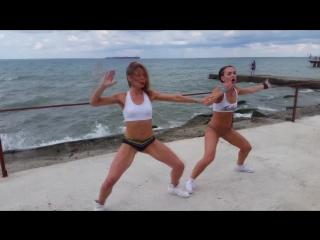 Female DancehallTwerk by Melo4b & Alinka Apelsinka