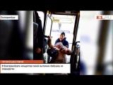 В Екатеринбурге кондуктор силой вытолкал бабушку из маршрутки