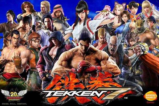 Tekken 7 выйдет на PC