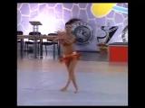 Olesya Pisarenko ( Russian Orienyal Cup 2008) WORLD DANCE OLYMPIAD