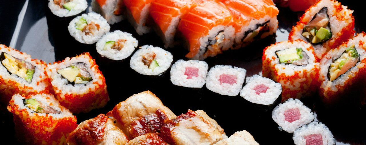 Обзор суши-баров Екатеринбурга со средним чеком до 500 рублей