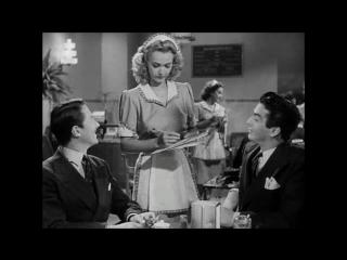 1-Луна над Майами. 2-Ночной кошмар. US.1941( Кэрол Лэндис,1 фильм-мелодрама, музыкальный,2 фильм-нуар, триллер)