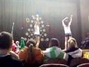 Танец на день студента:D