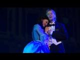 Мария Елизарова и Георгий Новицкий *Дуэт Рауля и Кристины*(мюзикл Призрак оперы