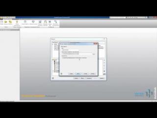 Урок 6  Создание проекта, параметрическая деталь