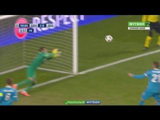 Бенфика 1-0 Зенит.  Жонас