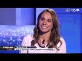 Replay de l'entretien avec Claire Arnoux sur beIN SPORTS France  #11 #TribuneSports
