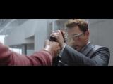 ► Дублированный ТВ-ролик к фильму _Первый мститель 3_ Противостояние_ (С Суперкубка) [720p]