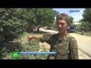 Украинские военные обстреляли из гаубиц луганский поселок Малая Вергунка
