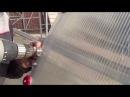 Монтаж и крепеж поликарбоната на теплицу