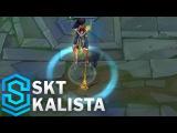 SKT Kalista Skin Spotlight - Pre-Release - League of Legends