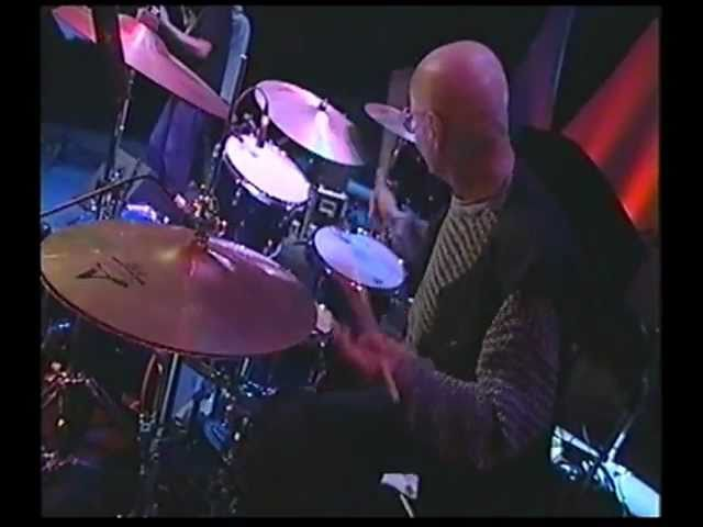 Paul Motian The Electric Bebop Band - Brilliant Corners - Chivas Jazz Festival 2003