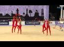 Сборная Украины ( 3 мяча 2 ленты) Чемпионат Мира Измир 2014 TUD