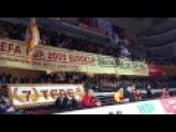Galatasaray Daikin-Dinamo Krasnodar CEV Cup Final maci / Mac sayisinin alindigi an