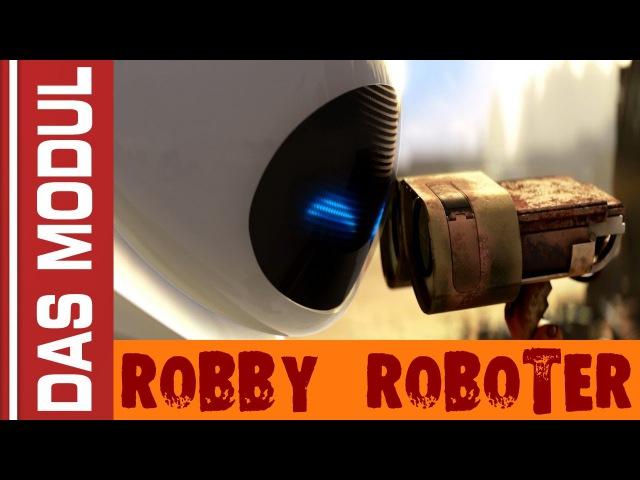 Das Modul - Robby Roboter (WALL-E EVE Version)