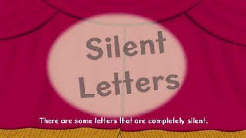 Nessy Reading Strategy Silent Letters