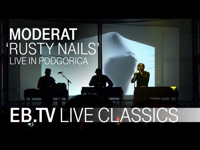 Moderat Rusty Nails Live In Podgorica