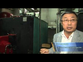 """""""Инновация.KZ""""15 Выпуск. В этом выпуске программы «Инновации.kz»:  - ученые из ЕНУ имени Гумилева разработали новшество,  в 2,5 раза уменьшающее затраты на отопление;"""