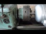 DSCF0827Процес изготовления 10 кВт генератора для Ветряка. Мой сайт http://ser-vetrov2012-savchenko.narod.ru/  http://windwest.com.ua/  За основу генератора был взят статор 30 кВт асинхронного электродвигателя корпус был удален боковые крышки ротор и обмо