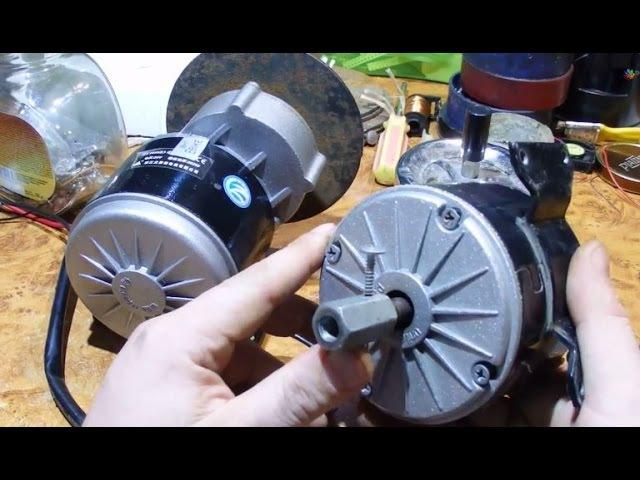 Клон двигателя из Китая и небольшой рассказ с тестированием и сравнением. Ветря ...