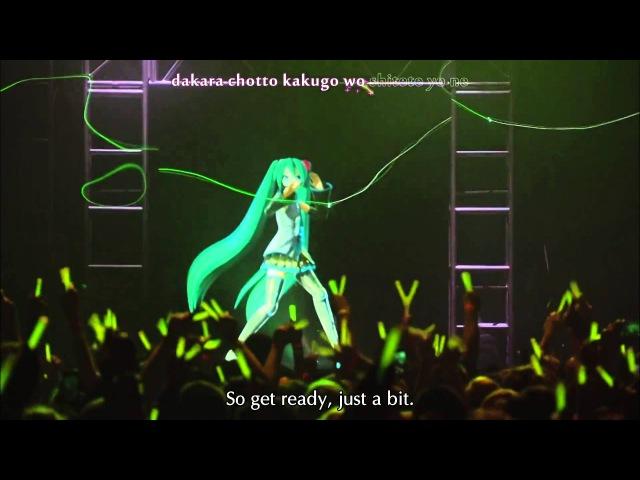 26. Miku Miku ni Shite Ageru♪ - Hatsune Miku Expo in New York 2014 (Eng Sub Kara)