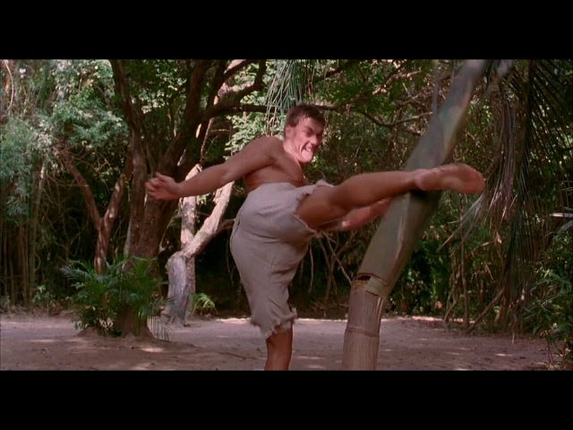 Кикбоксер - Сцена 4/6 (1989) HD