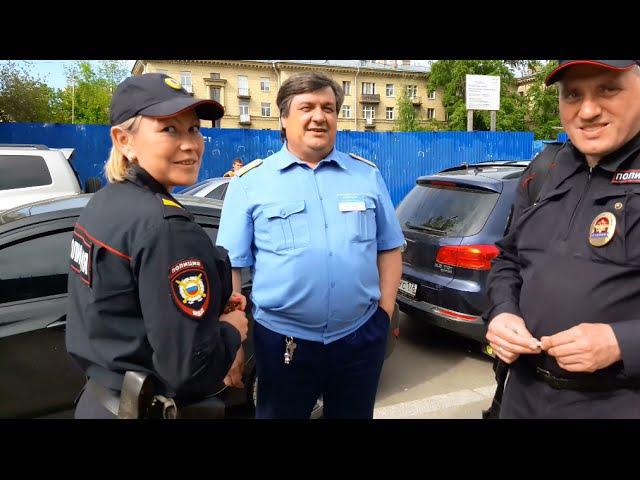 Незваный гость 3 Охранник верблюд / Surveillance Camera Man Russia