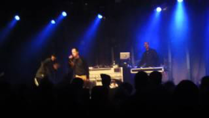 Eagger Stunn - Kugledans Live Odense 17/03-2012