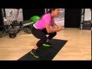 Жиросжигающая тренировка от Саманты Клейтон