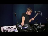 Robert DeLong performing