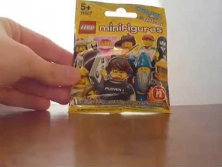 Lego Minifigures Series 12 Jester Opening And Review